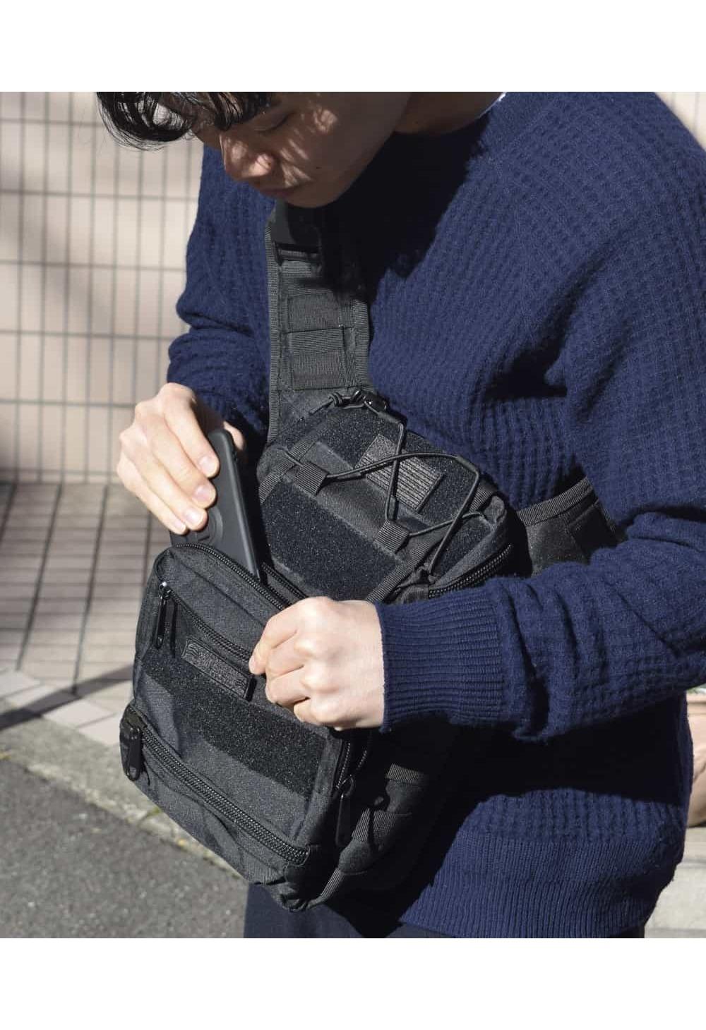 a9d410f29958 MK MICHEL KLEIN homme|【MIL SPEC】ショルダーバッグ|ファッション ...